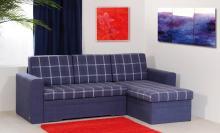 Rozkládací sedací souprava s úložným prostorem ZEUS